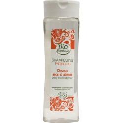 Shampoing Hibiscus bio (cheveux secs) - Bio Formule