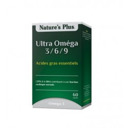 Ultra Omega 3/6/9 - Nature's Plus