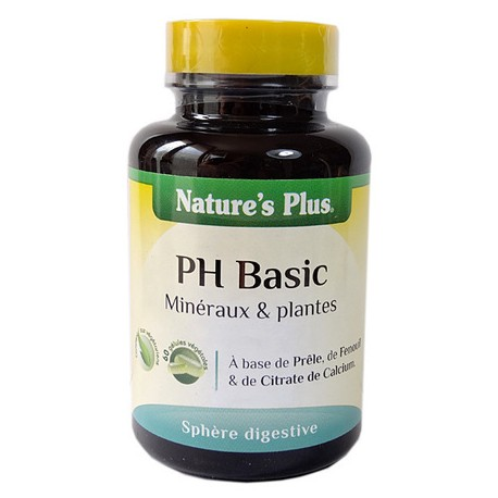 PH Basic - Nature's Plus