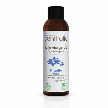 Huile vierge biologique de Nigelle - Centifolia