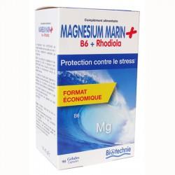 Magnesium marin B6 + Rhodiola - Biotechnie