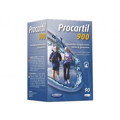 Vente PROCARTIL 900 gêne articulaire (ORTHONAT) 540231 Compléments alimentaires et bio