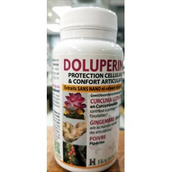 DOLUPERINE (curcuma+poivre+gingembre) - HOLISTICA