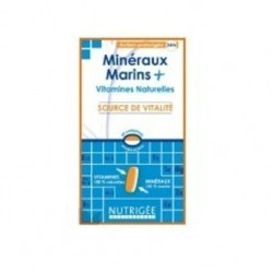 Minéraux Marins + Vitamines naturelles - NUTRIGEE