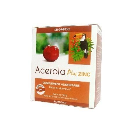 Acerola plus zinc - LE TOUCAN