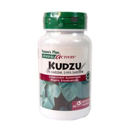 Kudzu - Herbal Actives - Nature's Plus